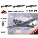 Messerschmitt Bf-109C-1