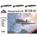 Messerschmitt Bf-109A-1