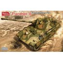 1/35 Amusing Hobby Panther II Prototype Design Plan...