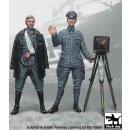 1\32 German Fighter Pilots 1914-1918 set N°3 (WWI)