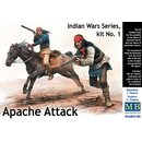 1:35 Master Box Apache Attack,Indian Wars Series,kit No1