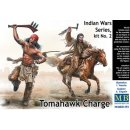 Tomahawk Charge.Indian Wars Series, ki
