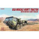 1/72 USA M983A2 HEMTT Tracor with M870A1 Trailer