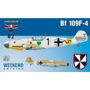 1/48 Bf-109 F4 weekend edt