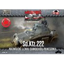 1/72 First to Fight kits Sd.Kfz.222 - German Light...