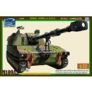 1/72 M109A2 155MM Self-Propelled Howitzer