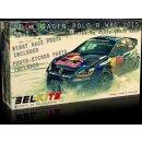 1/24 Volkswagon POLO R WRC 2015 Winner de Monte Carlo 2015