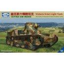 1/35 Vickers 6-ton light Tank Alt-B early produchtion...