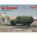 1/35 ZiL-131 MTO-AT Soviet Recovery Truck