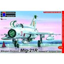 """""""Mikoyan MiG-21R Fished H..."""