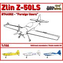 """""""Zlin Z-50LS """"""""Foreign Users""""""""..."""