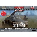 1/72 First to fight Sd.Kfz.221 - German Light Armored Car ?