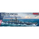 1/700 Meng Model USS Missouri BB-63