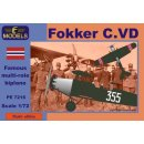 Fokker C.VD Norway