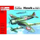 Curtiss Hawk H-75C-1 French Aces new m?