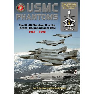 USMC McDonnell Phantoms RF-4B in the T?
