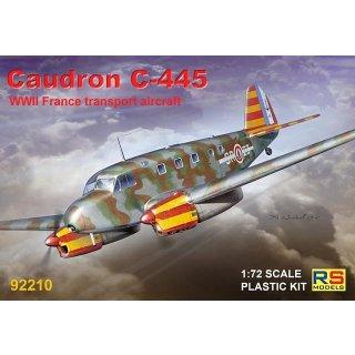 1/72 RS Models Caudron C-445