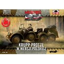 1/72 First to Fight kits Krupp Protze - Polish Army version