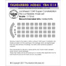1/72 Thunderbird Models Lockheed L-1049G Super...