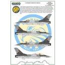 1/32 Model Maker Decals Lockheed-Martin F-16AM/BM in...