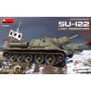 1/35 Mini Art Soviet Su-122 (Last Production)