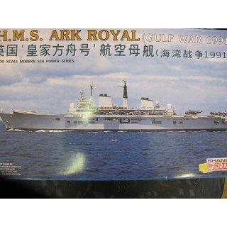 1/700 Dragon HMS Ark Royal (Gulf War 1991)