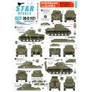 """1/35 Star Decals British Mk V (M4A4) in Burma..."