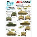 1/35 Star Decals Axis & East European Pz.Kpfw.IV...