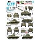 1/35 Star Decals Kiwi Armour # 1. Special tanks - NZ...
