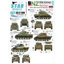 1/35 Star Decals Kiwi Armour # 2. Sherman Mk.III/Mk.VC s...