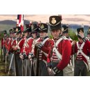 1/72 Strelets Napoleonic British Infantry Standing at Ease