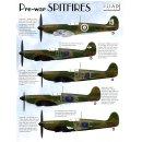 """1/48 Iliad Design Pre-War Supermarine Spitfire Mk.I..."