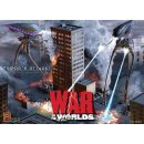 1/350 Pegasus Hobbies War of the Worlds Tripods Attack (kit)