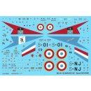 """""""1/48 Berna Decals Dassault Mirage IIIC 5eme..."""