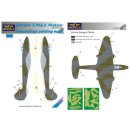 1/48 LF Models Gloster Meteor F Mk.3 Camouflage painting...