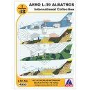 """""""1/48 Avalon Aero L-39 International [L-39C L-39ZA]..."""
