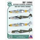 1/72 Avalon Messerschmitt Bf-109G Finnish National...