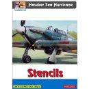 1/32 H-Model Decals Hawker Sea Hurricane stencils (set...