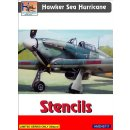 1/48 H-Model Decals Hawker Sea Hurricane stencils (set...