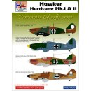 1/48 H-Model Decals Hawker Hurricane Mk.I/Mk.IIC/Trop in...