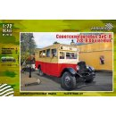 1/72 Zebrano ZiS-8 Soviet Bus
