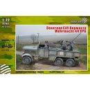 1/72 Zebrano Wehrmacht AA SPG (Einheitz-Diesel mit 2-cm...