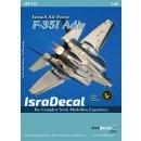 1/48 IsraDecal Studio IAF Lockheed-Martin F-35I Adir