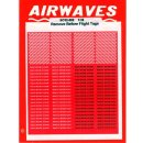 1/32 Airwaves 30 Remove Before Flight Flags (Recently...