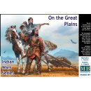 1/35 Master Box Indian Wars Series . On the Great Plains