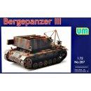 1/72 Unimodel Bergepanzer III