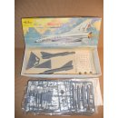 1/72 Heller: Mirage III Versions 5B - E-  R (complete kit)