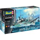 1/144 Revell HMCS Buttercup