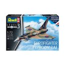 1/72 Revell British Legends Eurofighter Typhoon RAF