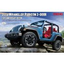 1/24 Meng Model Jeep Wrangler Rubicon